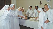 Comunidade Nossa Senhora do Sagrado Coração de Jesus - MG