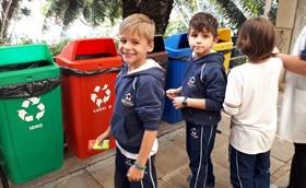 Reciclagem - 1º Ano
