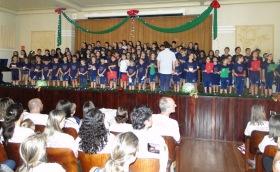 Cantata de Natal - Fundamental I