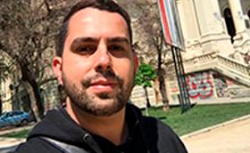 Professor da FASM no Chile, Santiago