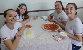 Projeto Pizza - 5º ano