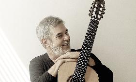 Palestra com Marco Pereira