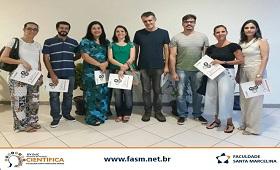 XV Encontro de Iniciação Científica da FASM Muriaé