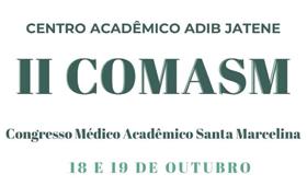 II COMASM – Congresso Médico Acadêmico Santa Marcelina