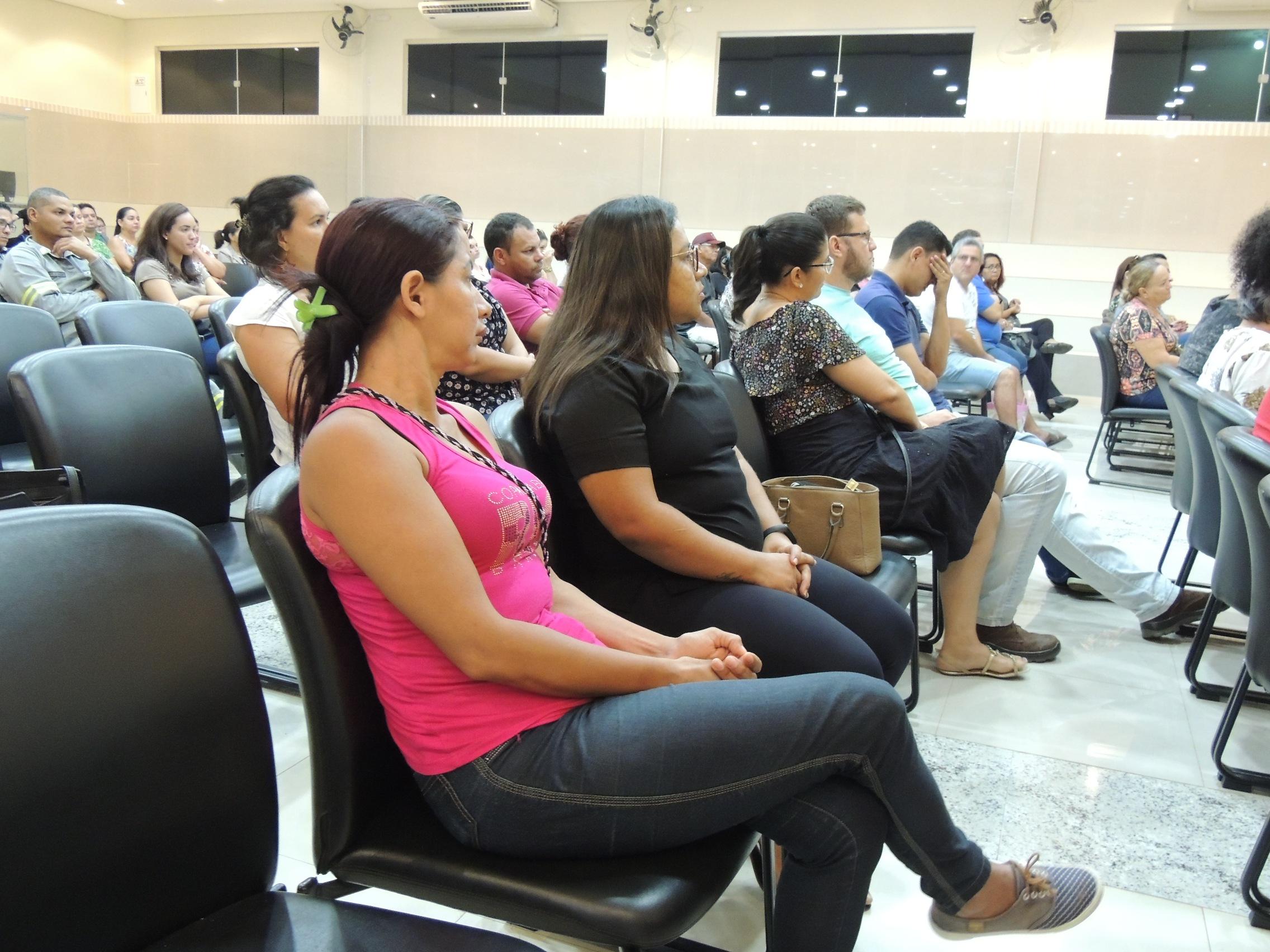 primeira reunião semestral de 2020. (MANHÃ)