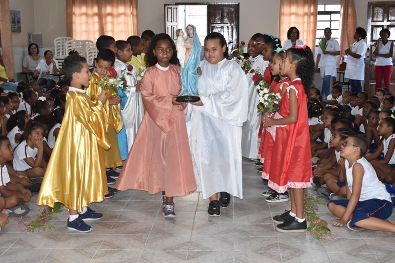 Coroação de Nossa Senhora - Vespertino