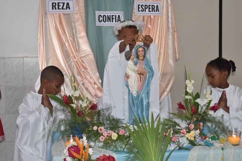 Coroação de Nossa Senhora - Matutino