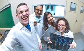 Curso de Radiologia da FASM é reconhecido com nota máxima no MEC
