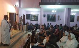 Pastoral Universitária – Missa de Colação de Grau – Unidade Itaquera