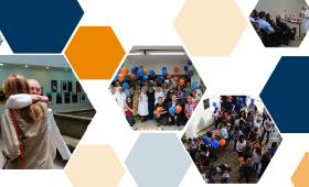 Encontro Comunidade Acadêmica Família Marcelina