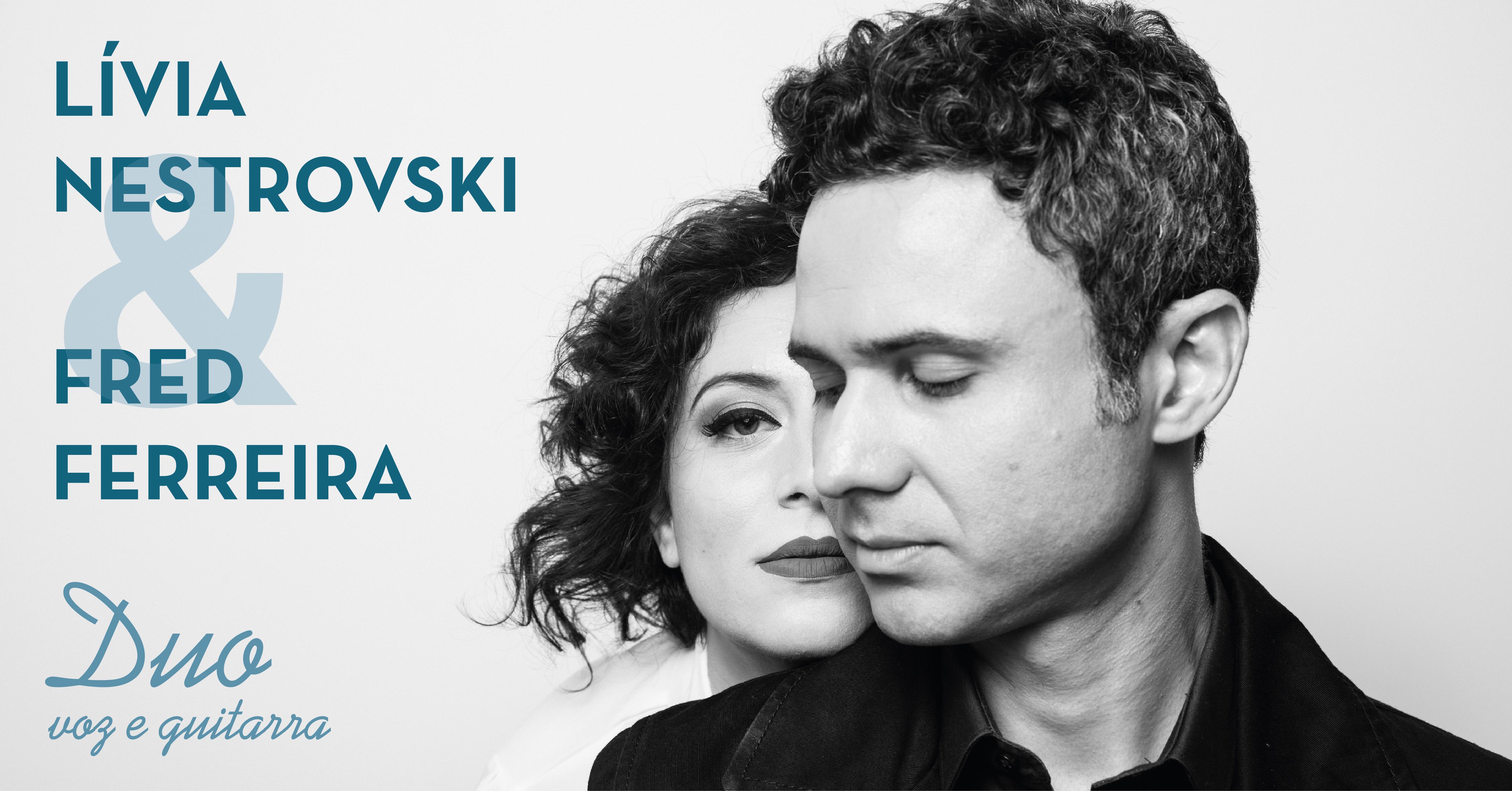 Palestra Duo - Voz e Guitarra com Lívia Nestrovski e Fred Ferreira