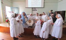 Missa e Confraternização