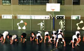 Educação Física  – Ensino Fundamental.