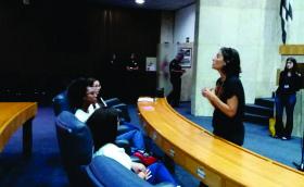 Visita Câmara dos Vereadores - Eletiva