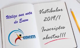 Utilize sua nota do ENEM