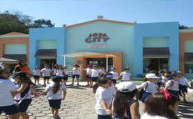 3º ano – Jota City
