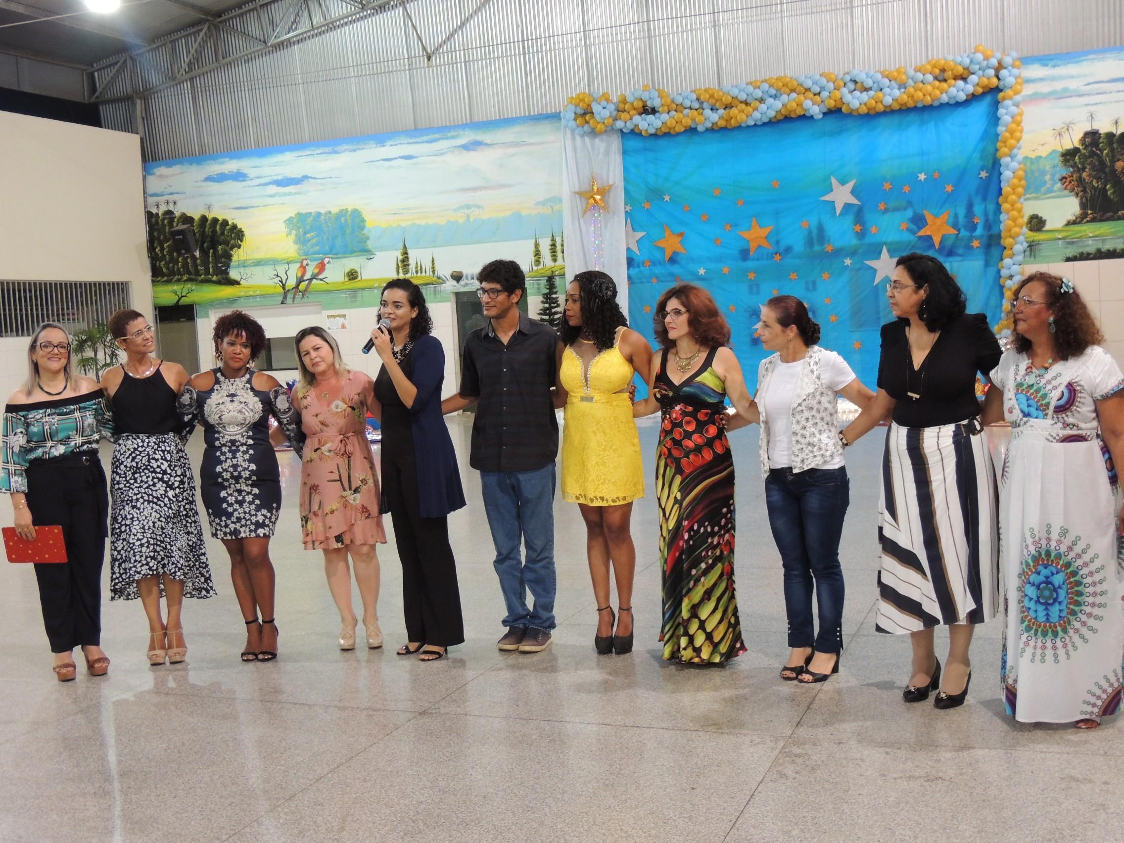 Confraternização da equipe Santa Marcelina (PARTE 02)