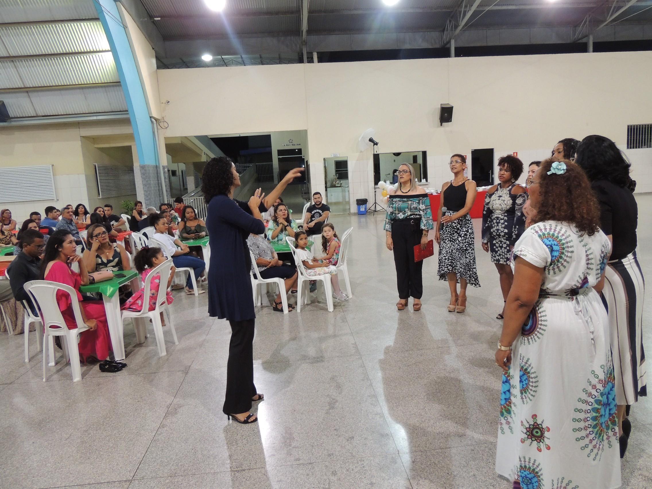 Confraternização da equipe Santa Marcelina