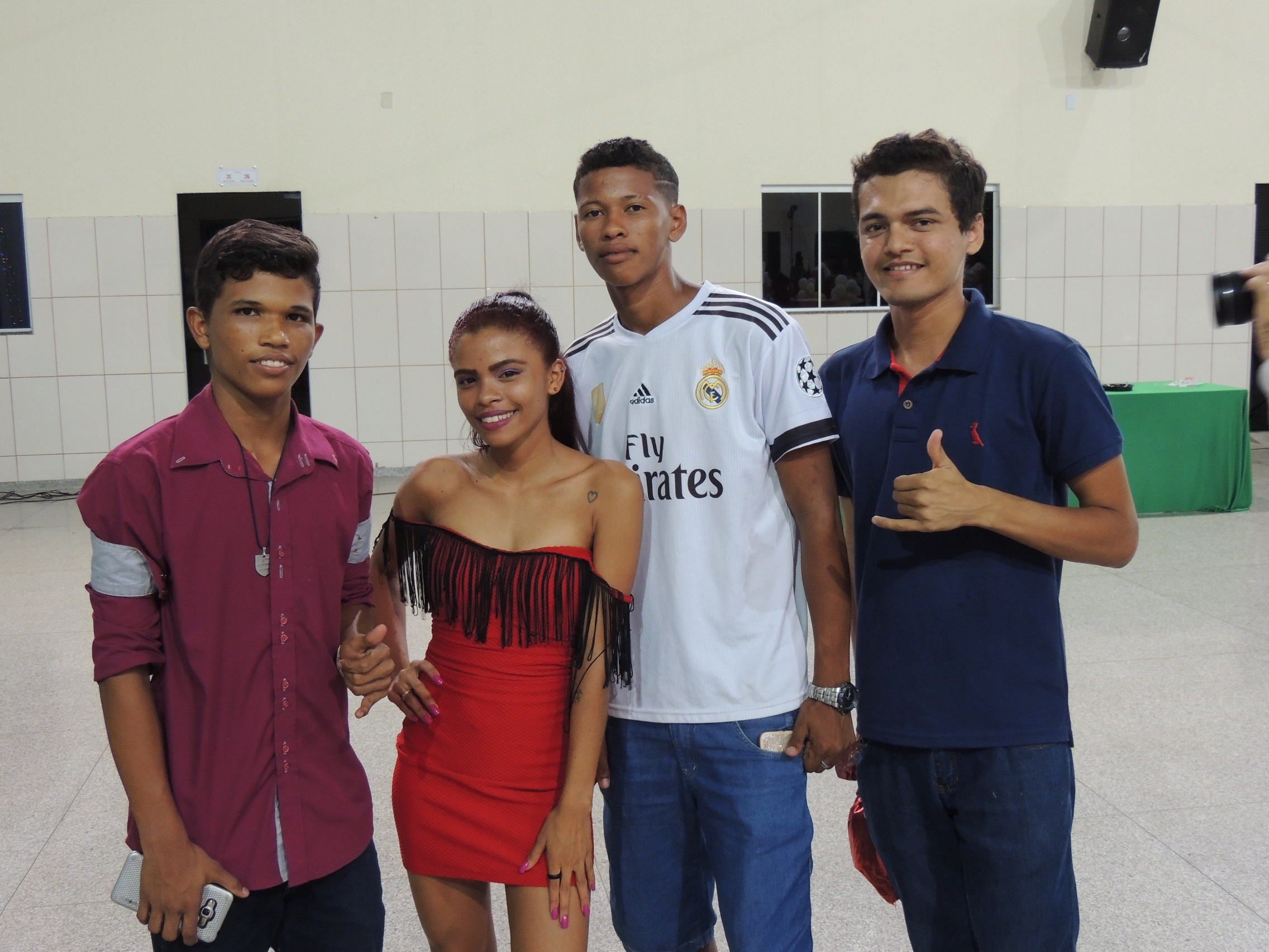 Confraternização da equipe Santa Marcelina (PARTE 03)