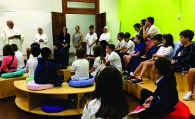 Benção - Novas Salas Multidisciplinares