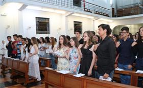 Missa em Ação de Graças - 9º ano/EFII