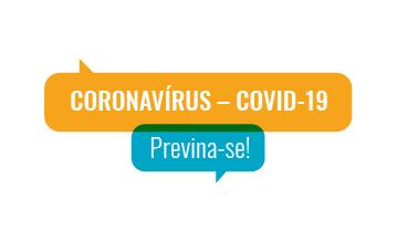 Entenda o que é o COVID-19 e previna-se