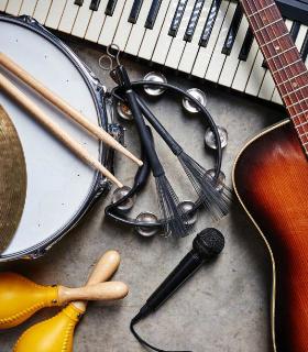 Musicoterapia Aplicada: do desenvolvimento ao envelhecimento